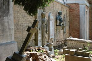 Support Projects Venice Protestant Cemetery