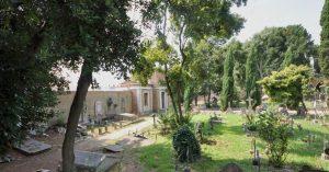 Venice Protestant Cemetery